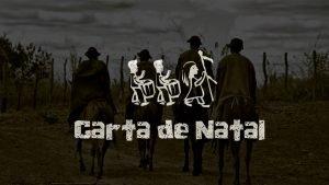 MUSICA. CARTA DE NATAL 3