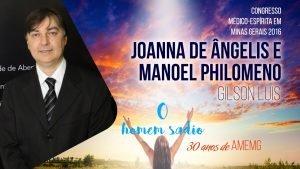 Joanna de Angelis e Manoel Philomeno 3