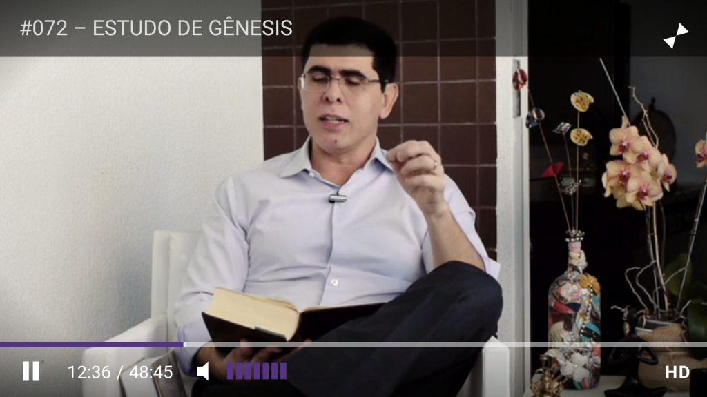 Aplicativos da Plataforma Espiritismo.TV 3