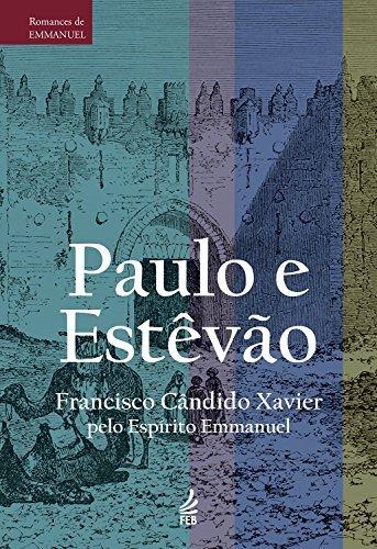 Livro Paulo e Estêvão