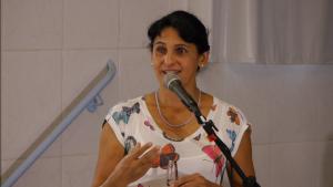 Evangelização no Ventre por Sheila Passos
