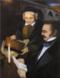 Amélie Gabrielle Boudet e Allan Kardec