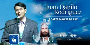 A carta magna da paz - Juan Danilo Rodriguez