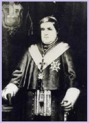 Dom Antonio Palau Termens, bispo do Auto de Fé de Barcelona de 9 de outubro de 1861