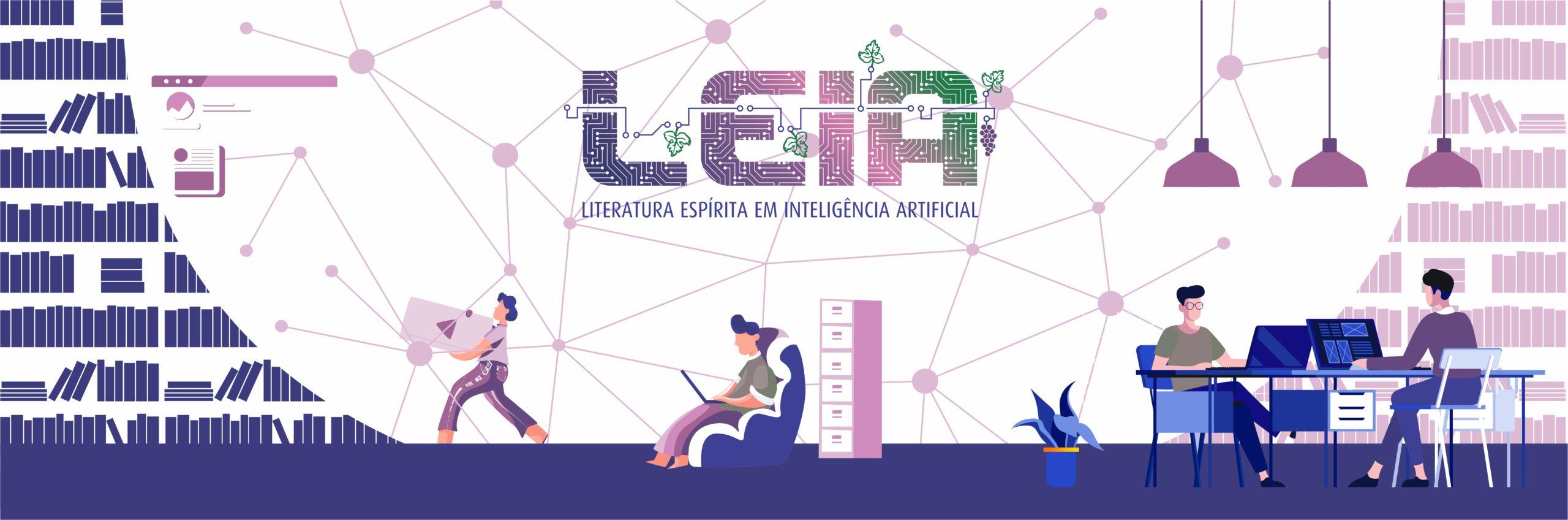 LEIA - Literatura Espírita em Inteligencia Artificial 1