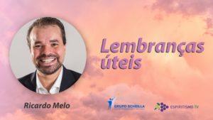 Ricardo Melo - Seminario Lembranças uteis 3