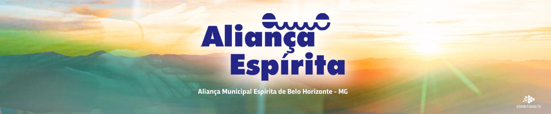 AME BH - Aliança Municipal Espírita de Belo Horizonte 1