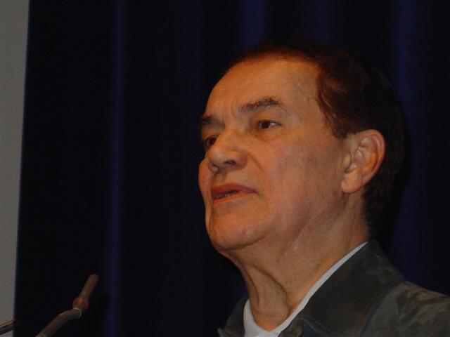 Divaldo Franco no 4º Congresso Espírita de Uberlândia