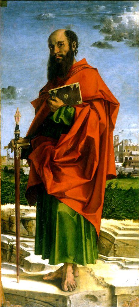 Paulo de Tarso 1