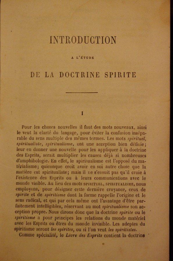 O Livro dos Espíritos 1