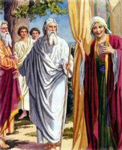 Sara (Bíblia) 3