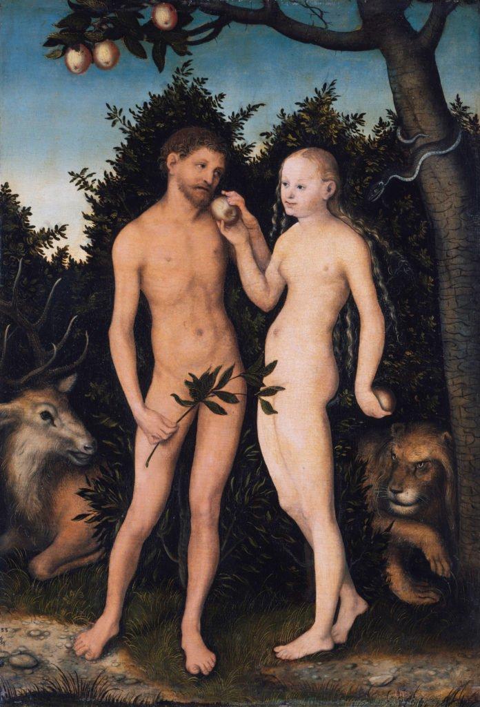 Adão e Eva 1