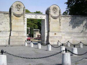 Cemitério do Père-Lachaise 3