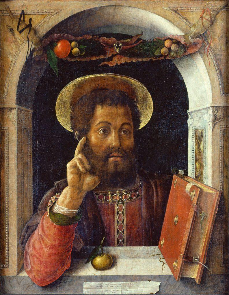 Evangelho segundo Marcos 1